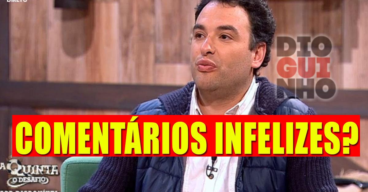 Photo of António faz comentários infelizes sobre o Carlos Costa