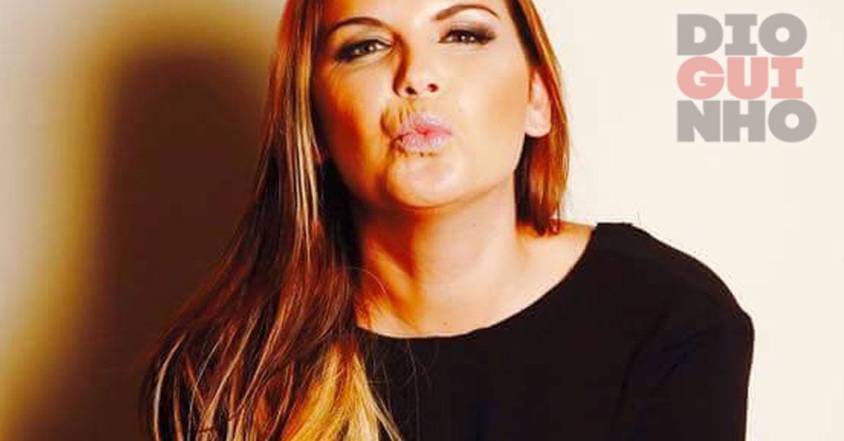 Photo of Kátia Aveiro é criticada nas redes sociais e comentadores. Retira post