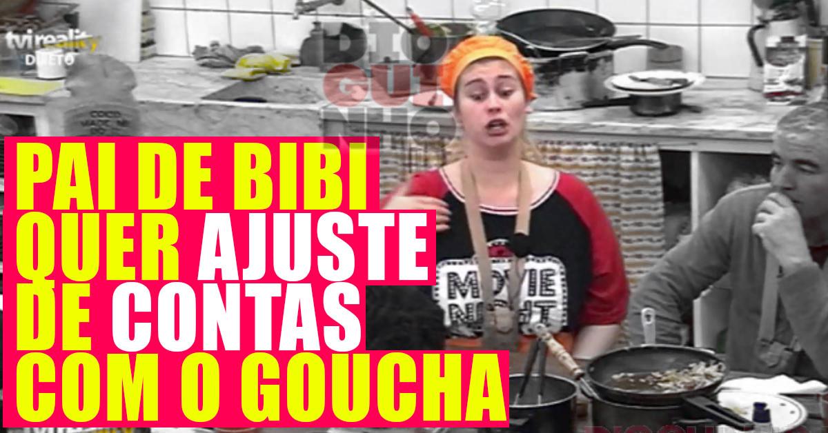 Photo of Goucha insulta Bibi. O pai dela quer agredir o apresentador?