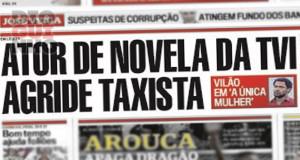 Celso Roberto é acusado de agressão a um taxista