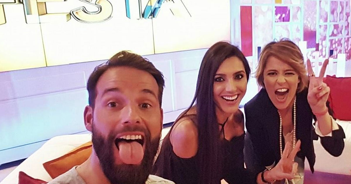 Photo of Pedro Guedes declara-se a Kelly Baron na TVI