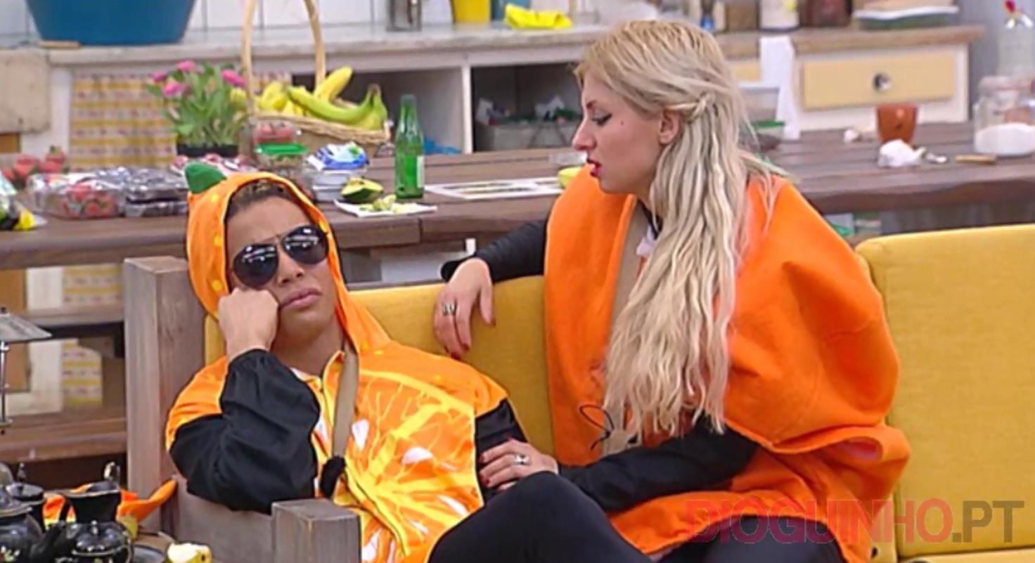 Photo of Guerra com Alexandra deixam Carlos Costa a chorar