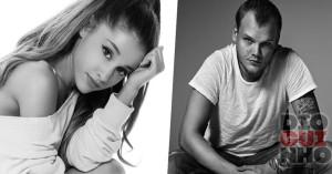 Ariana Grande e Avicii no Rock in Rio