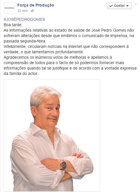 José Pedro Gomes