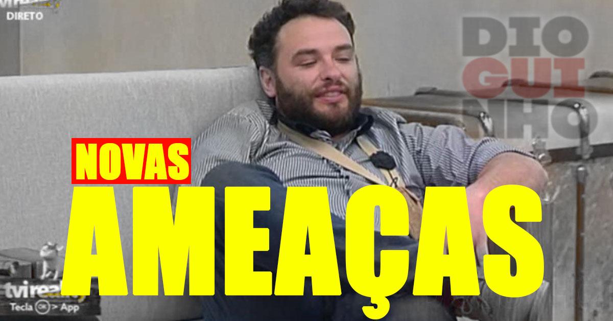 Photo of António faz novas ameaças, agora ao Diogo Marcelino