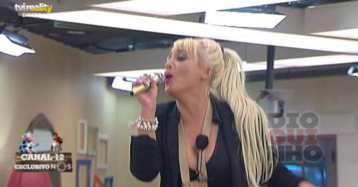 Photo of Juliana Dias acredita que foi tramada pela produção