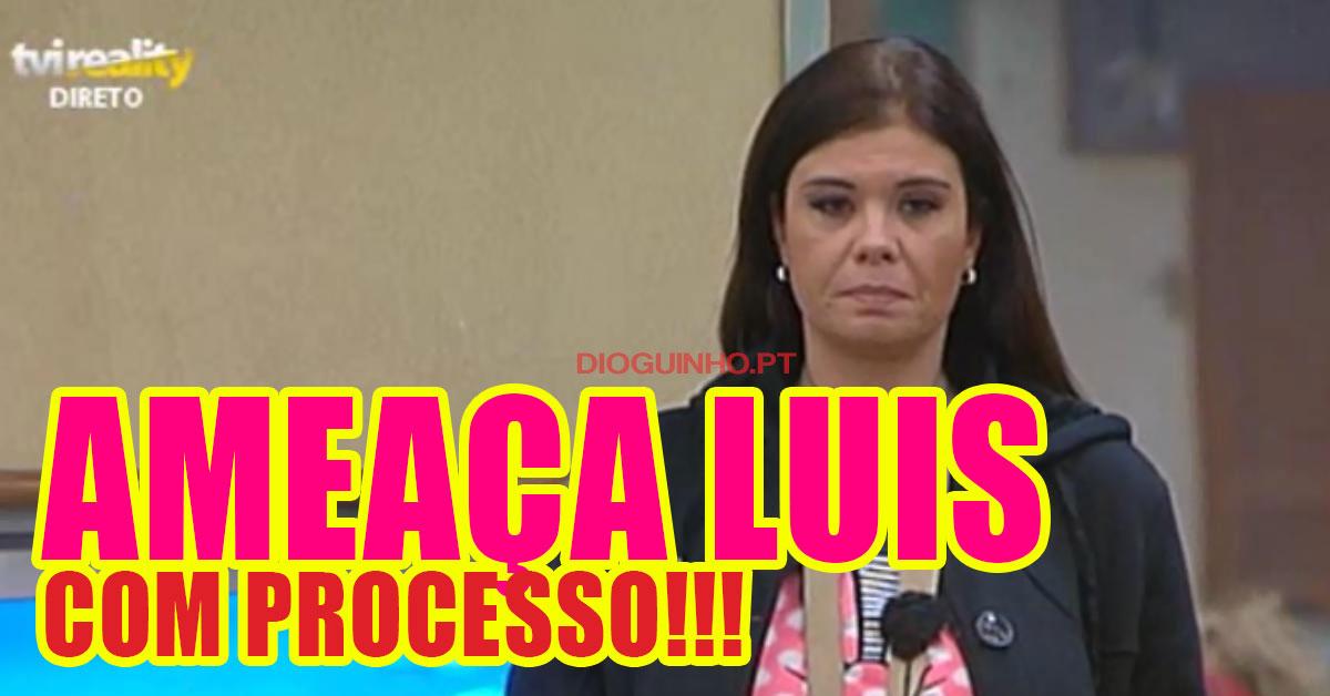 Photo of Cadeira Quente: Gisela ameaça Luís com tribunal. Patroas discutem