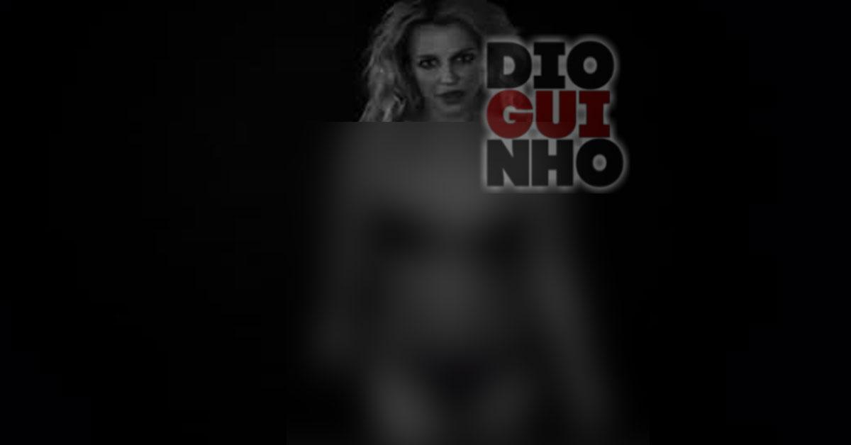 Photo of Vê Britney Spears a dançar de lingerie