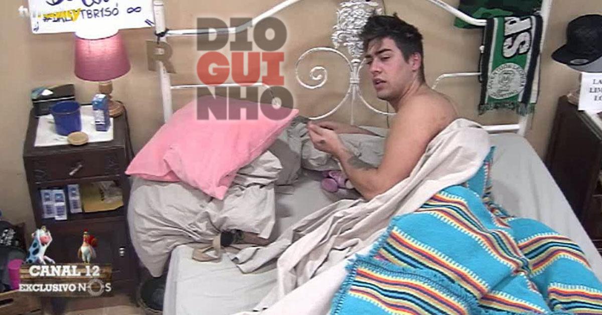 Photo of Daniel começa o dia a insultar a Liliana A.