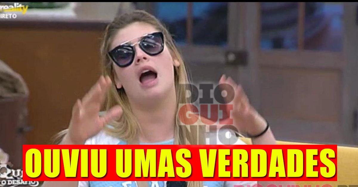 Photo of Luís Nascimento disse umas verdades à Bernardina