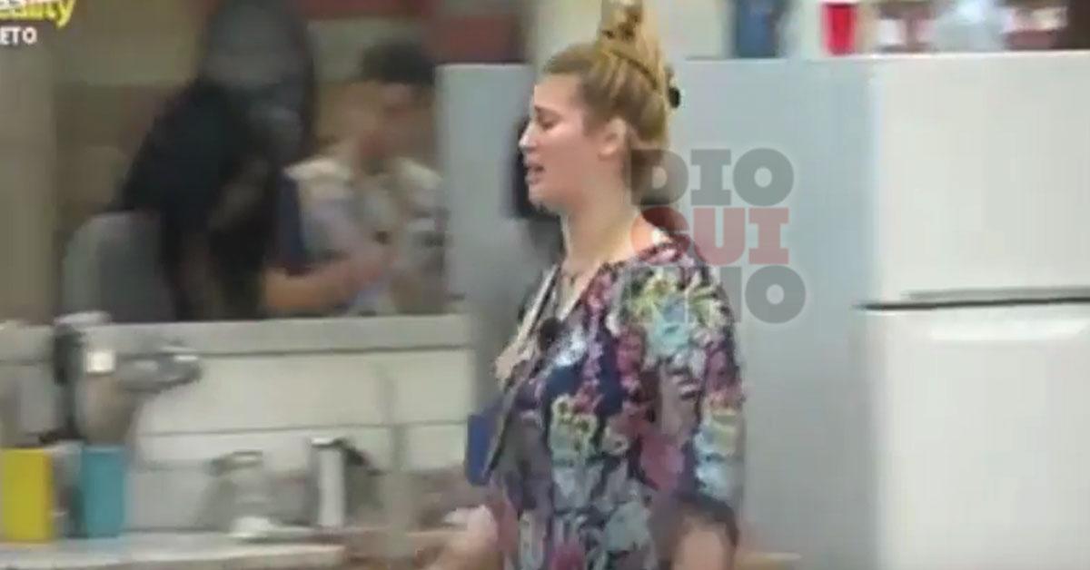 Photo of Bernardina Brito invade estúdio da TVI
