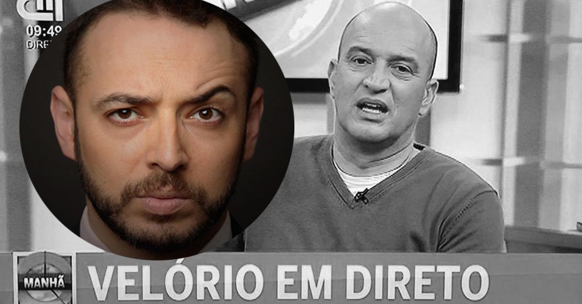 "Photo of Rui Sinel de Cordes arrasa a CMTV ""jornalismo de sarjeta"""