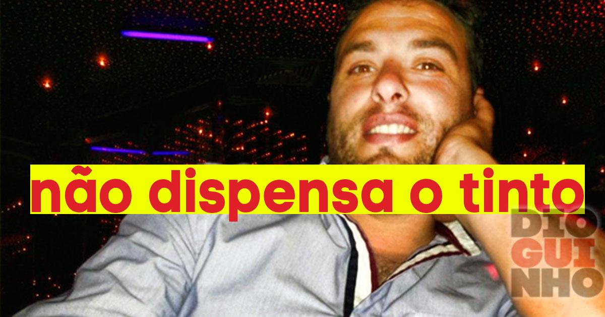 Photo of António anda medicado mas não dispensa o seu TINTO