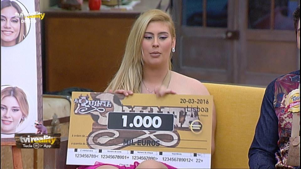 Photo of Tiago e Bernardina já ganharam 1500 euros
