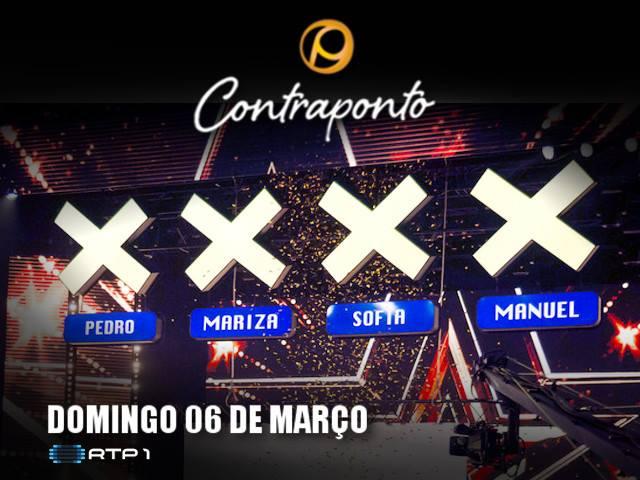 Got Talent Portugal contraponto