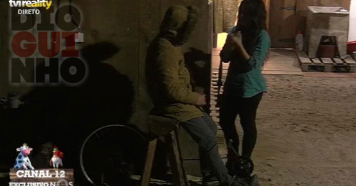 Photo of Angélica desabafa com Luís. Não quer nada com o Tiago Ginga