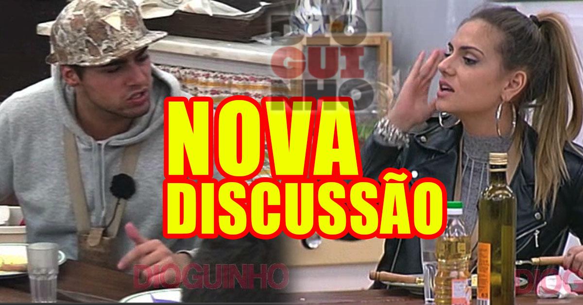 Photo of Casal DaLi teve nova discussão. Acusações & insultos