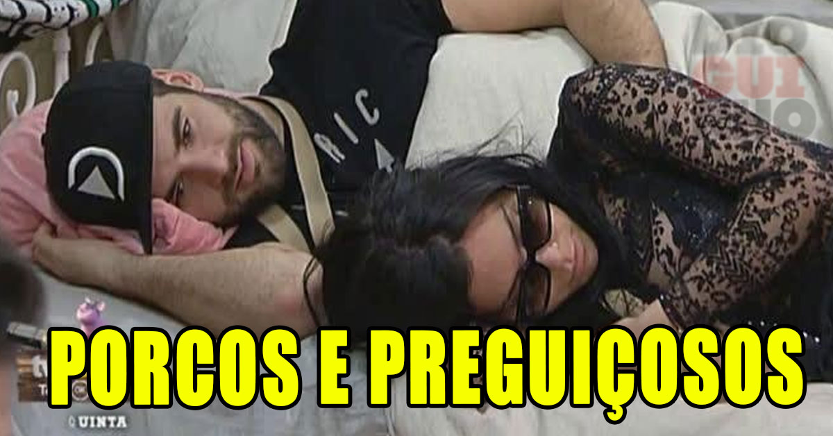 Photo of NOJENTO: Jéssica e Diogo esconderam loiça suja para não lavarem