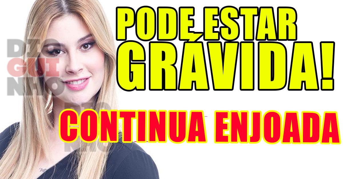 Photo of Bernardina Brito Grávida? Continua mal disposta e com enjoos