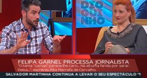 Felipa Garnel e Rita Marrafa de Carvalho
