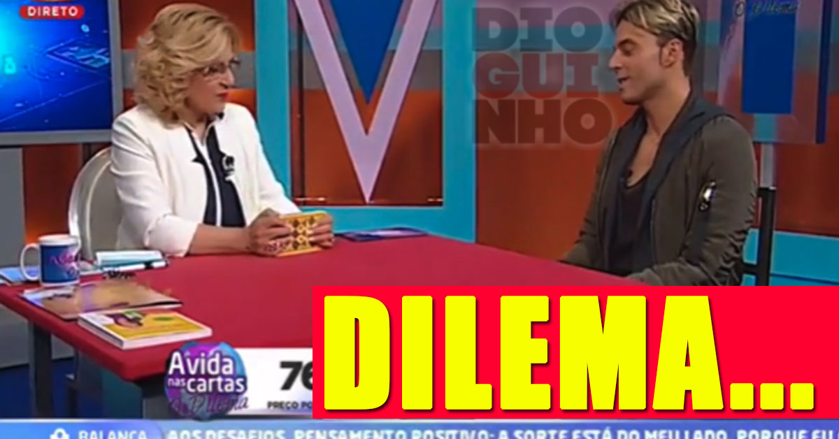Sérgio Rossi confessa o seu dilema