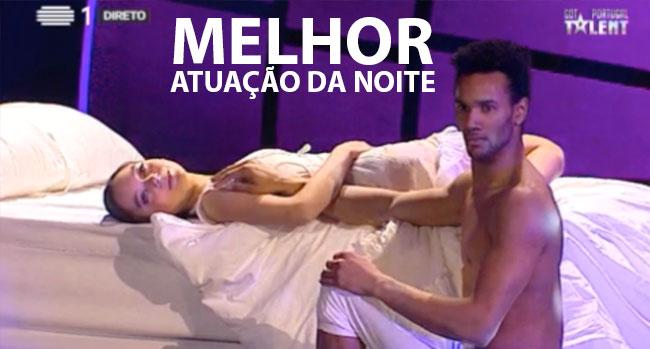 """Photo of """"Melhor Atuação da noite"""" hoje no Got Talent"""