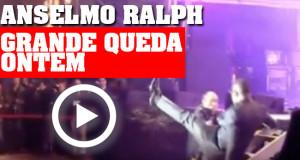 Anselmo Ralph dá queda