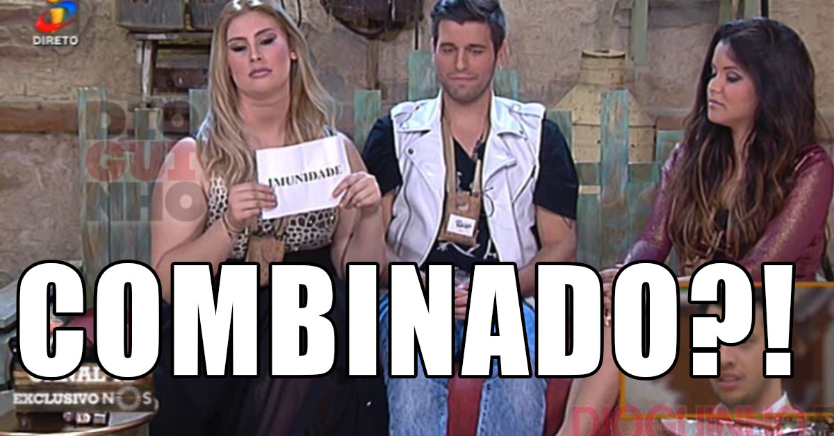 Photo of Bernardina Brito diz que a Angélica já ia sair. Imunidade combinada?