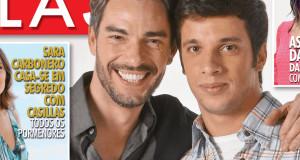 Cláudio Ramos e Luís Nascimento