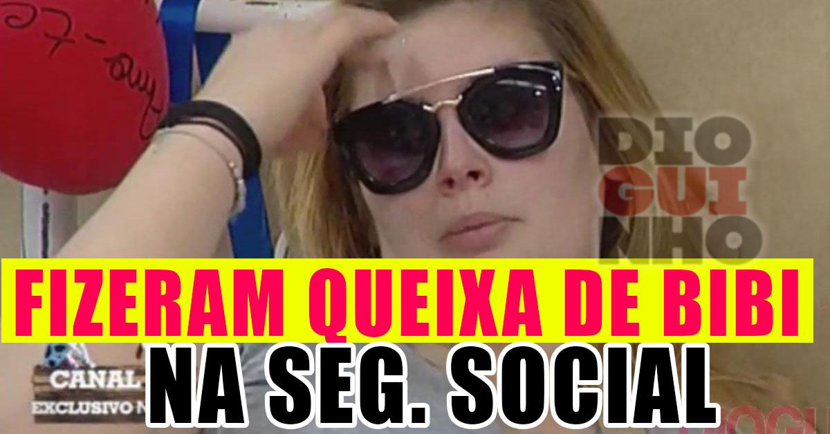 Photo of Bernardina Brito revelou que FIZERAM QUEIXA na segurança social