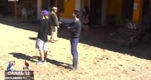 Tiago Ginga recebeu um avião
