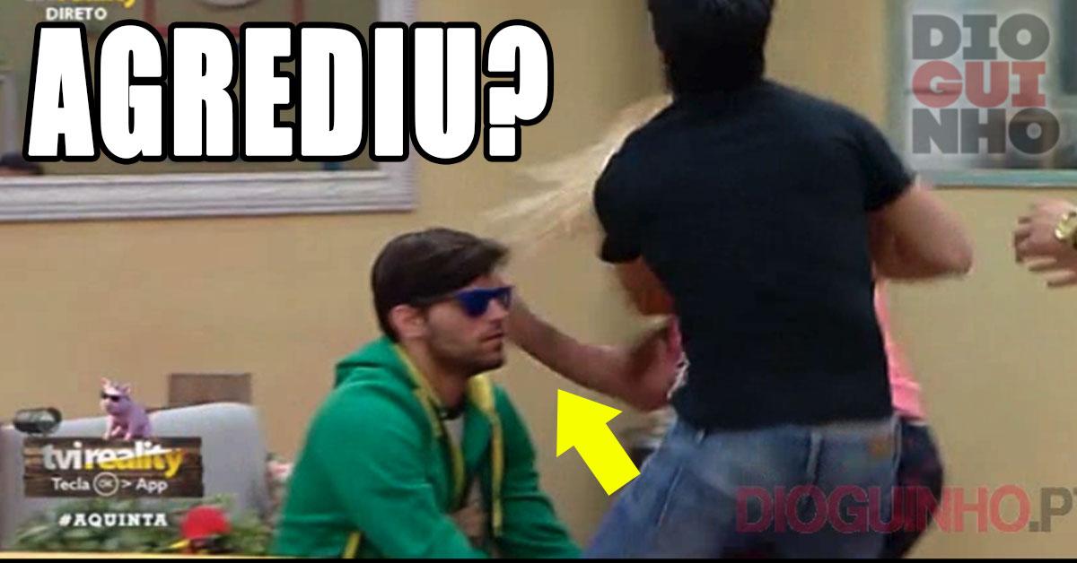 Photo of Bernardina chegou a agredir o Tiago Ginga ou não?