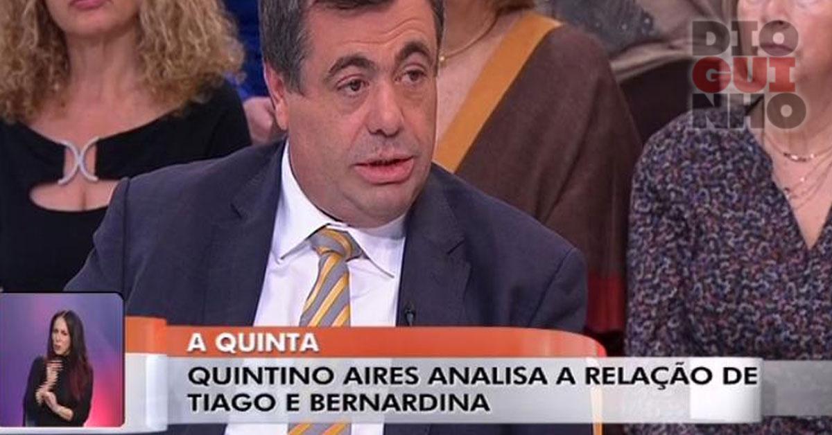 Photo of Quintino Aires arrasa novamente Bernardina no Você na TV