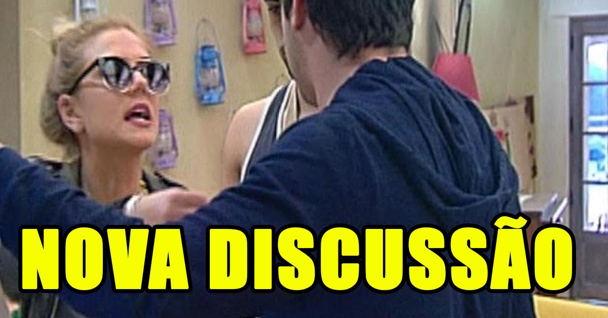 Photo of Liliana e Luís acabaram por discutir. Ela abandona a sala novamente
