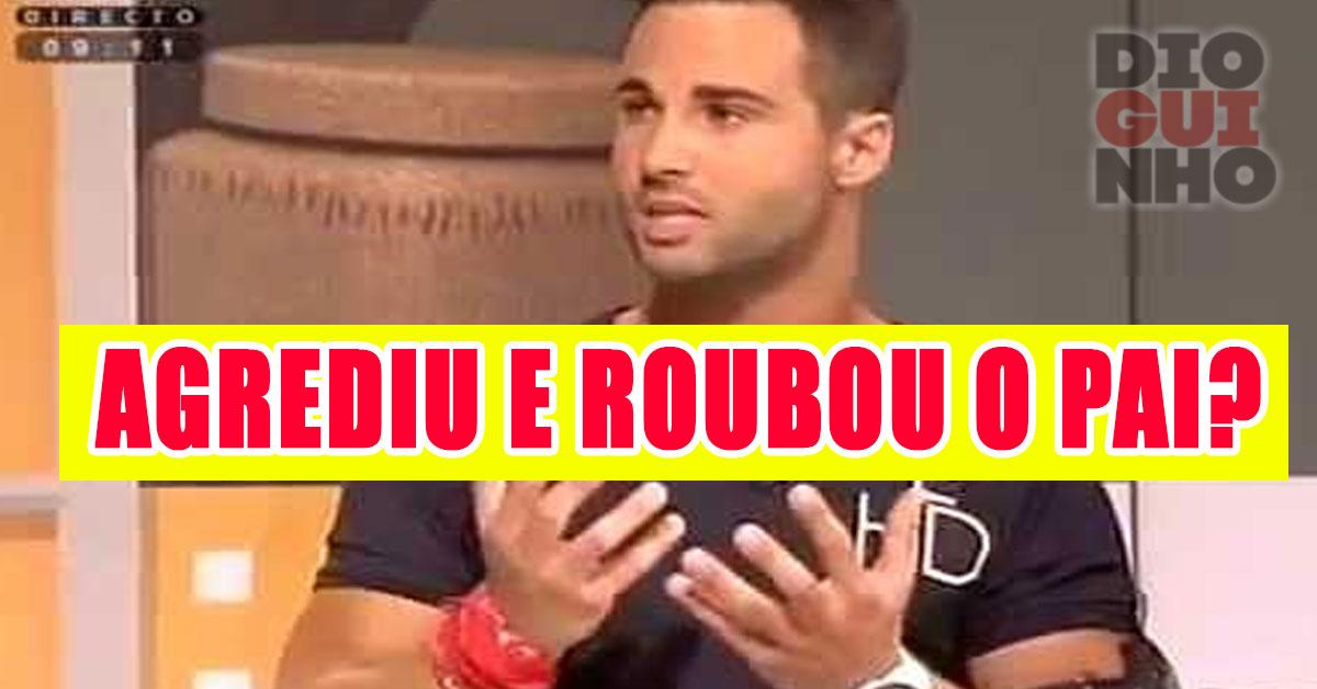 Photo of Pai de Cláudio Viana acusa filho de roubo e agressão
