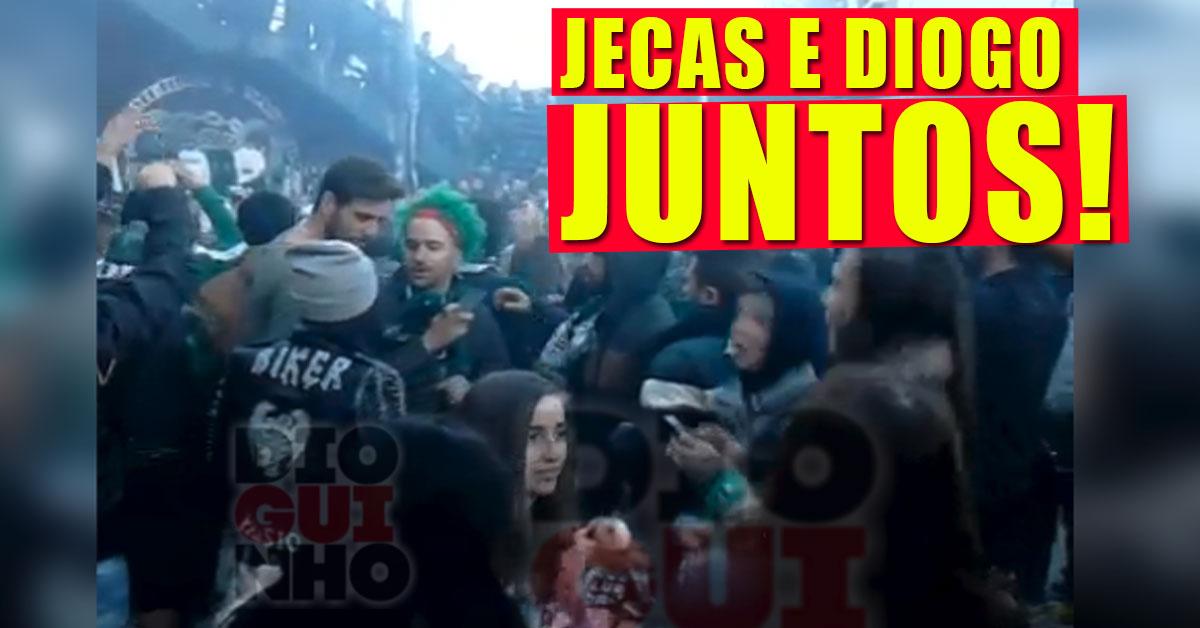 Photo of Jéssica e Diogo Marcelino «apanhados» juntos! Novo casal?