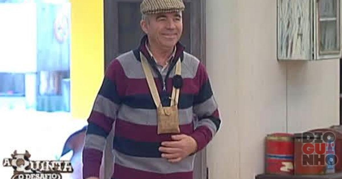 Photo of Sr Carlos Caseiro já é uma estrela. Dá autógrafos e tudo