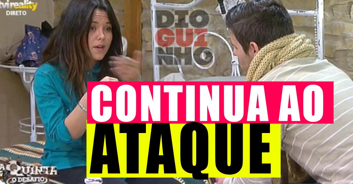 Photo of Tiago Ginga continua a tentar ENGATAR a Angélica