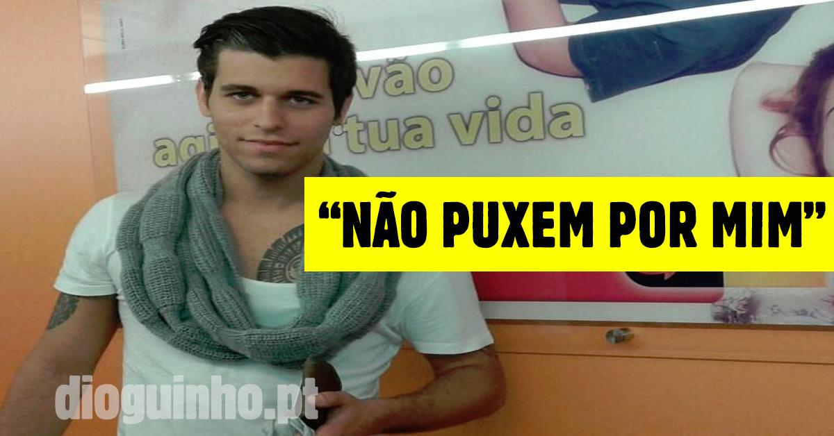 """Photo of Tiago Ginga deixa ameaças no ar """"não puxem por mim"""""""