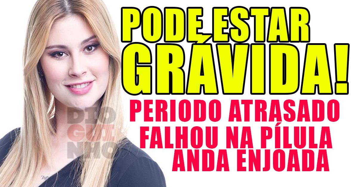 Photo of Bernardina Brito pode estar GRÁVIDA! Anda enjoada e falhou pílula
