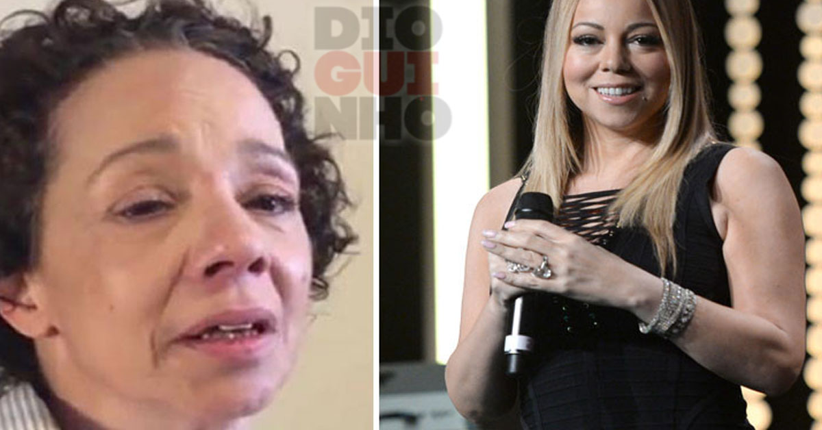 Photo of Irmã de Mariah Carey implora que ela lhe salve a vida