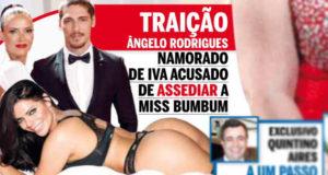 Ângelo Rodrigues traição Iva Domingues