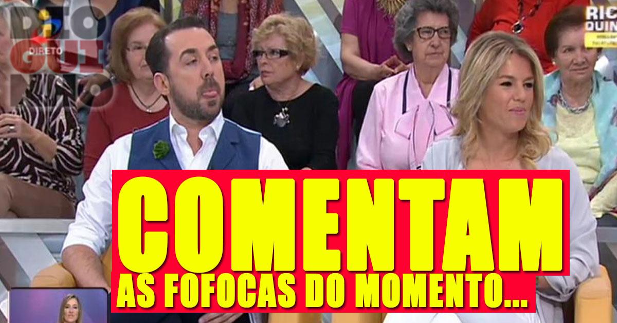 Photo of Pimpinha Jardim e o Flávio Furtado comentam as fofocas do momento