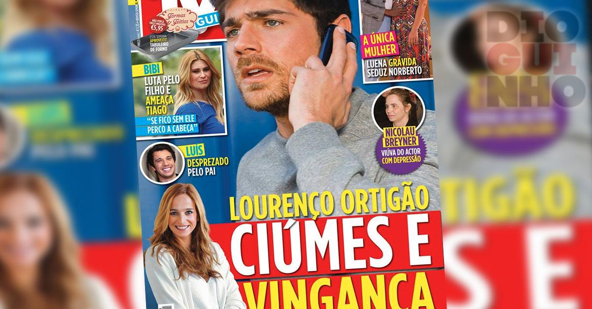 Photo of Lourenço Ortigão está farto de Sara