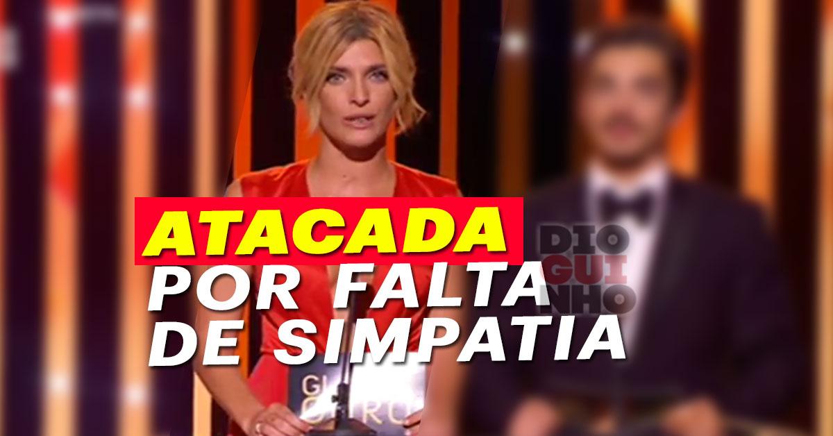 Photo of Inês Castel-Branco recebeu mensagens de ódio e insultos