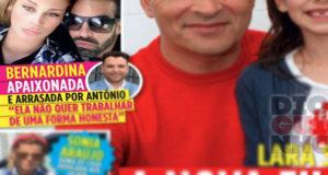 """António arrasa """"Bernardina não quer trabalhar de forma honesta"""""""
