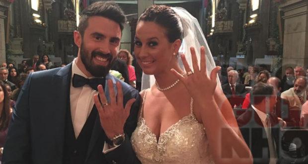 Daniela Pimenta casamento