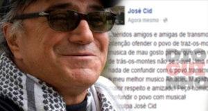 José Cid humilha Trás-os-Montes