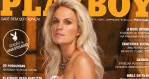 Rita Egídio Playboy