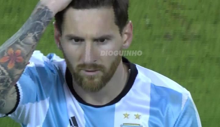 Photo of Messi faz birra e abandona a selecção argentina?